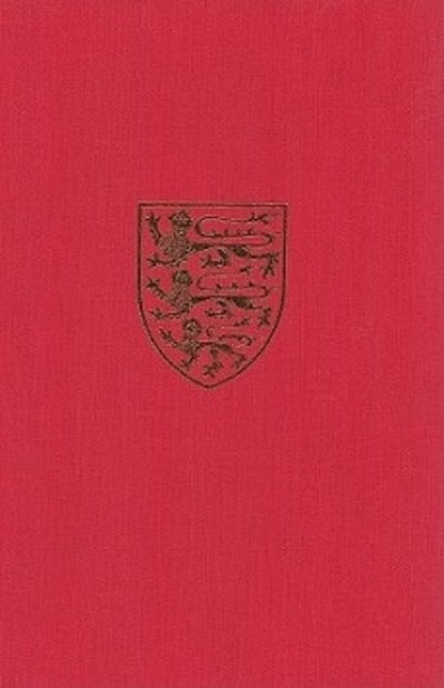 The Victoria History of the County of Nottingham