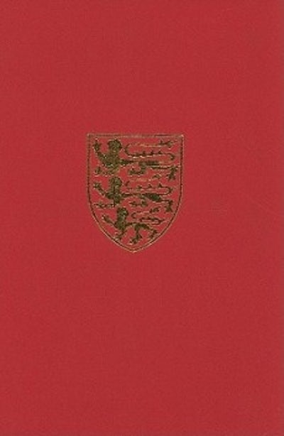 The Victoria History of the County of York