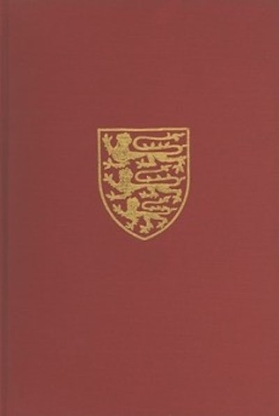 The Victoria History of the County of Suffolk