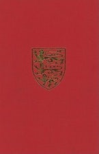The Victoria History of the County of Rutland