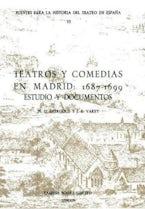 Teatros y Comedias en Madrid: 1687-1699