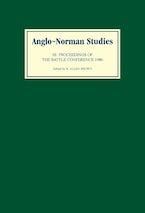 Anglo-Norman Studies III