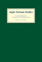 Anglo-Norman Studies VI