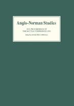 Anglo-Norman Studies XVI