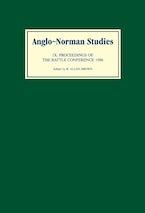Anglo-Norman Studies IX