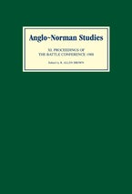 Anglo-Norman Studies XI