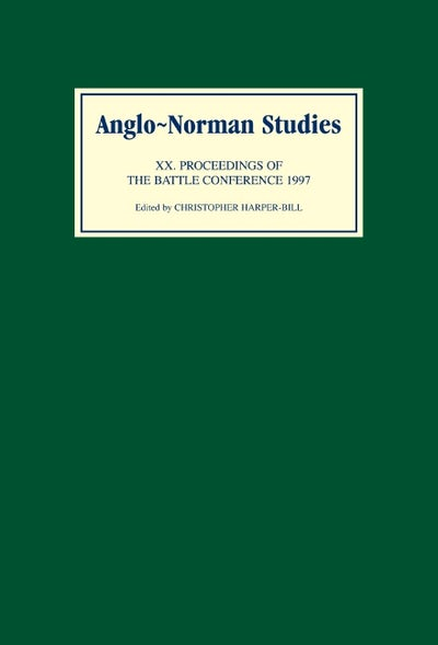Anglo-Norman Studies XX