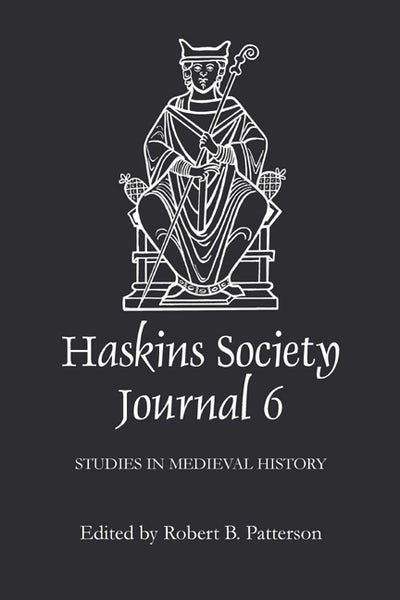 The Haskins Society Journal 6