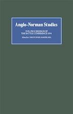 Anglo-Norman Studies XVII