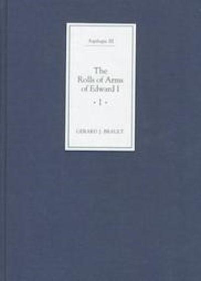 Rolls of Arms of Edward I, 1272-1307 - set