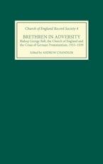 Brethren in Adversity
