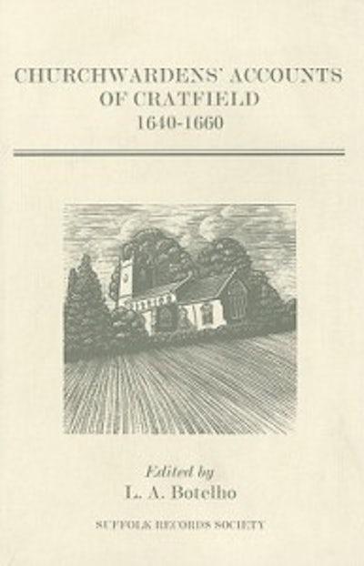 Churchwardens' Accounts of Cratfield, 1640-1660