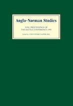 Anglo-Norman Studies XXII