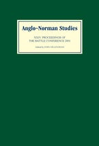 Anglo-Norman Studies XXIV