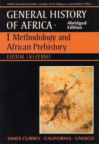 General History of Africa volume 1 [pbk abridged]