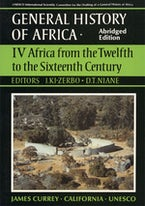 General History of Africa volume 4 [pbk abridged]