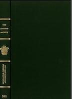 The Customs Accounts of Newcastle upon Tyne 1454-1500