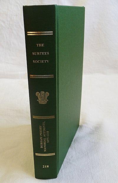 Durham Priory Manorial Accounts, 1277-1310