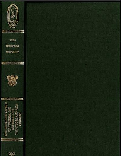 The Religious Census of Cumbria, 1851