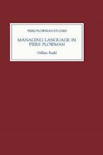 Managing Language in Piers Plowman