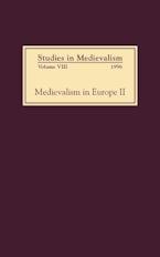 Studies in Medievalism VIII