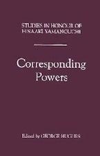 Corresponding Powers