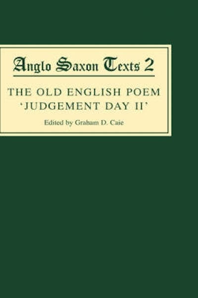 The Old English Poem Judgement Day II