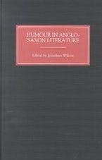 Humour in Anglo-Saxon Literature