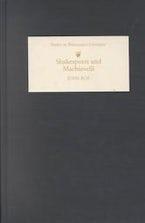 Shakespeare and Machiavelli