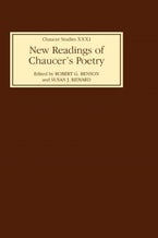 New Readings of Chaucer's Poetry