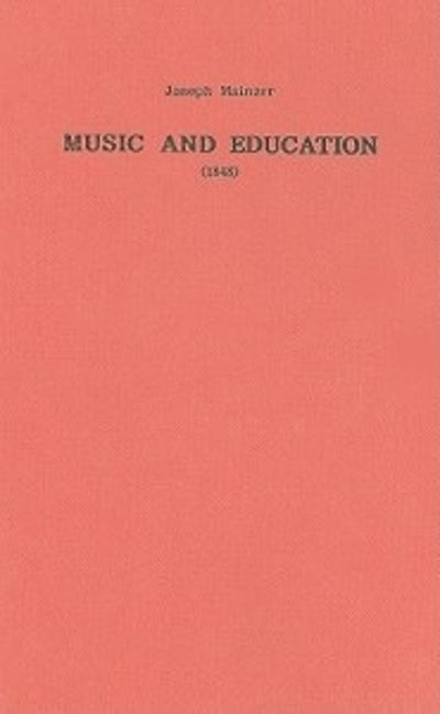 Music and Education (1848)