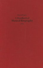 A Handbook of Musical Biography (1883)