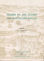 Studies of the Spanish and Portuguese Ballad
