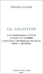 Celestine or the Tragick-Comedie of Calisto and Melibea