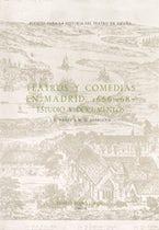 Teatros y Comedias en Madrid: 1666-1687