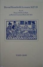Devon Household Accounts 1627-59, Part II