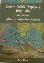 Devon Parish Taxpayers, Vol. 1, Abbotskerkwell to Bere & Seaton