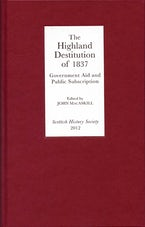 The Highland Destitution of 1837