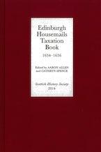 Edinburgh Housemails Taxation Book, 1634-1636