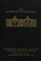 Testamentary Records of the English and Welsh Episcopate, 1200-1413