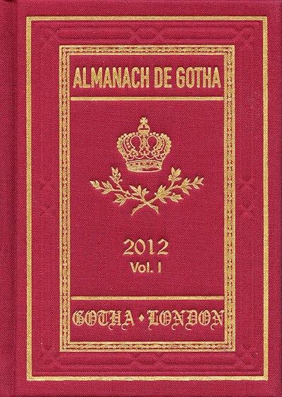 Almanach de Gotha 2012