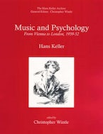 Music and Psychology: From Vienna to London, 1939-1952
