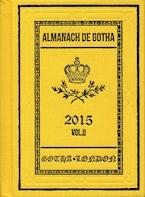 Almanach de Gotha 2015