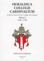 Heraldica Collegii Cardinalium, Volume 1