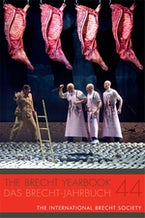 The Brecht Yearbook / Das Brecht-Jahrbuch 44