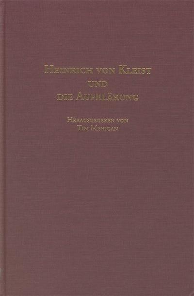 Heinrich von Kleist und die Aufklärung
