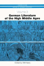 German Literature of the High Middle Ages
