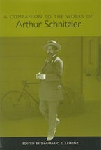 A Companion to the Works of Arthur Schnitzler