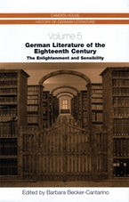 German Literature of the Eighteenth Century