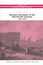 German Literature of the Nineteenth Century, 1832-1899